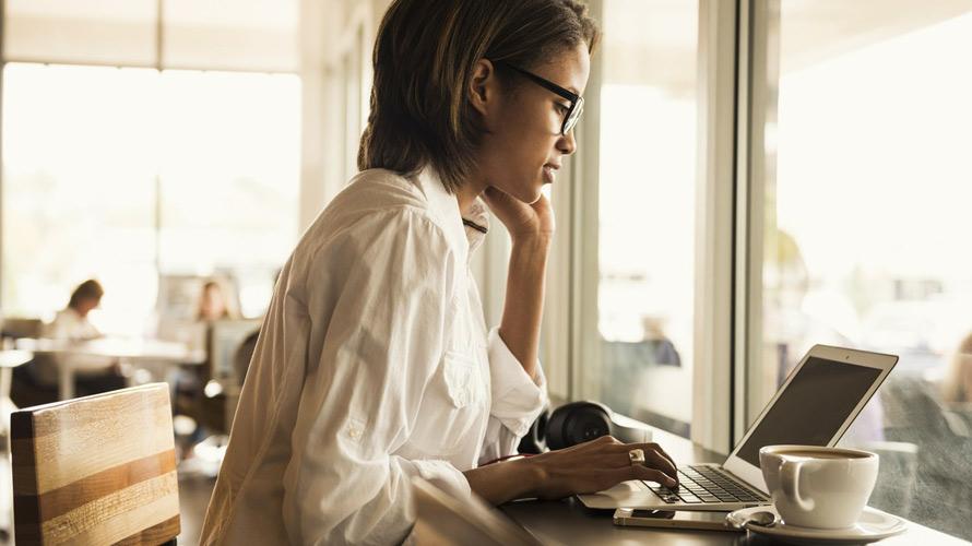 New_Job_Woman_Laptop
